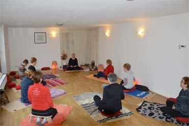 Yoga les eindhoven